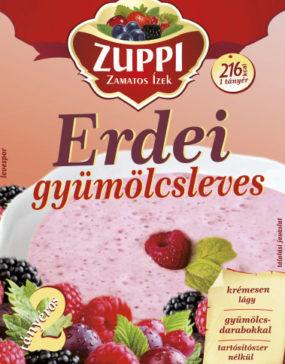 Zuppi -Erdei gyümölcsleves