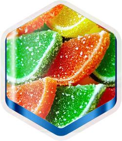 Aditivi alimentari pentru industria dulciurilor